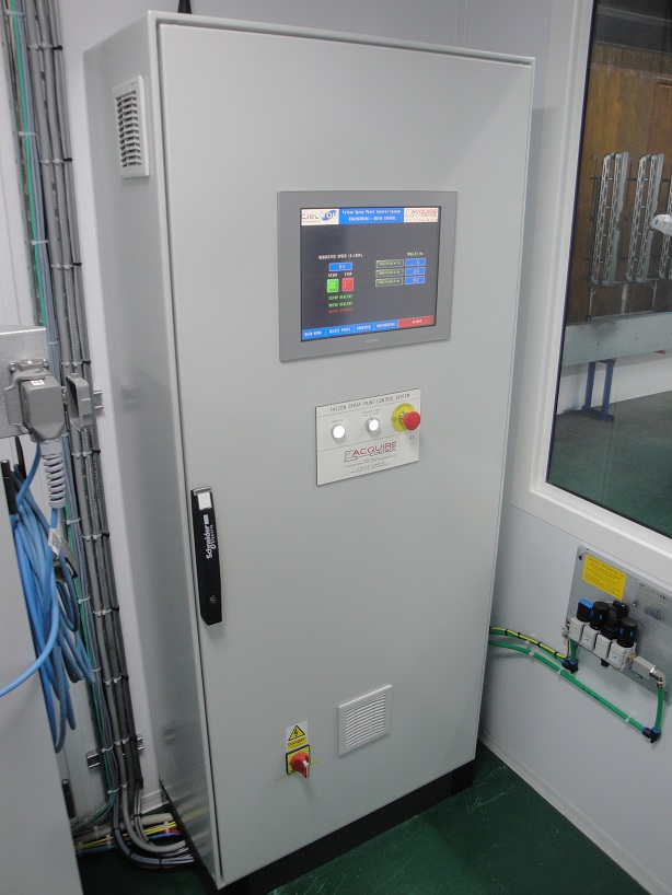 Floor Standing Control Panel