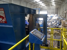 Photo of Recycle Conveyor Baler